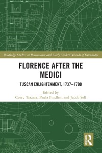 Cover Florence After the Medici