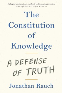 Cover The Constitution of Knowledge