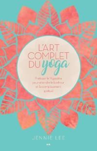 Cover L'art complet du yoga