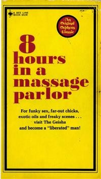 Cover 8 Hours In A Massage Parlor