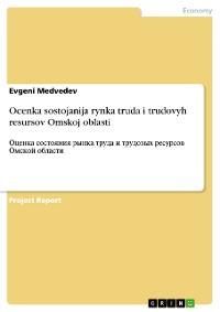 Cover Ocenka sostojanija rynka truda i trudovyh resursov Omskoj oblasti