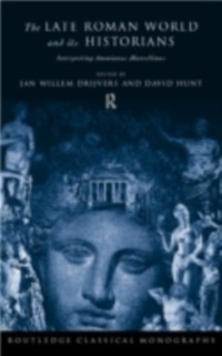 Cover Late Roman World and Its Historian