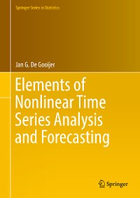 Cover Elements of Nonlinear Time Series Analysis and Forecasting