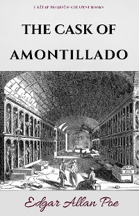 Cover The Cask of Amontillado