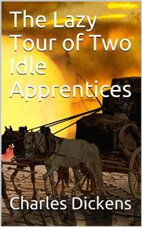 Cover The Lazy Tour of Two Idle Apprentices