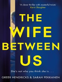 Cover The Wife Between Us