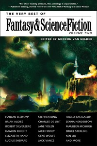 Cover The Very Best of Fantasy & Science Fiction, Volume 2