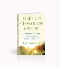 Cover Wake Up! Change Up! Rise Up!
