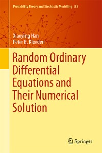 Cover Random Ordinary Differential Equations and Their Numerical Solution