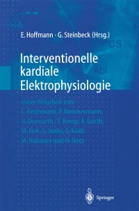 Cover Interventionelle kardiale Elektrophysiologie
