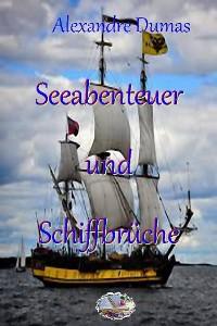 Cover Seeabenteuer und Schiffsbrüche