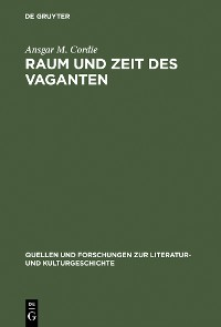 Cover Raum und Zeit des Vaganten
