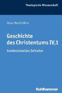 Cover Geschichte des Christentums IV,1
