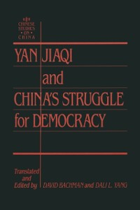 Cover Yin Jiaqi and China's Struggle for Democracy