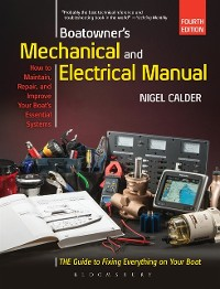 Cover Boatowner's Mechanical and Electrical Manual