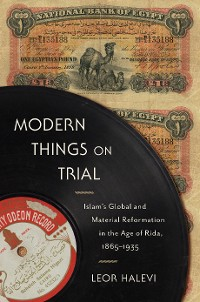 Cover Modern Things on Trial