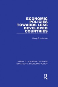 Cover Economic Policies Towards Less Developed Countries