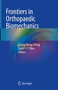 Cover Frontiers in Orthopaedic Biomechanics