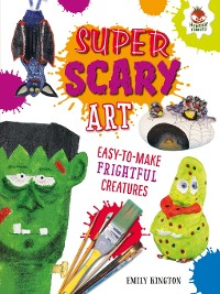 Cover Super Scary Art