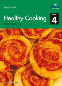 Cover Healthy Cooking for Secondary Schools