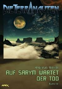 Cover DIE TERRANAUTEN, Band 61: AUF SARYM WARTET DER TOD