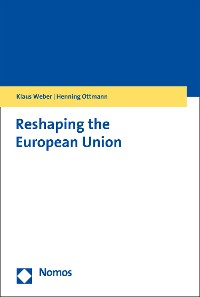 Cover Reshaping the European Union