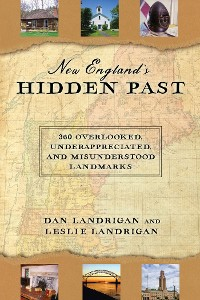 Cover New England's Hidden Past