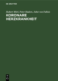 Cover Koronare Herzkrankheit