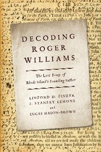 Cover Decoding Roger Williams