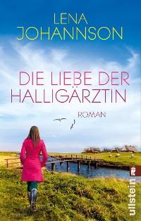 Cover Die Liebe der Halligärztin