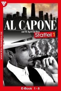 Cover Al Capone Staffel 1 – Kriminalroman