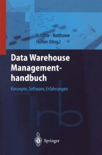 Cover Data Warehouse Managementhandbuch