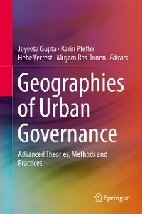 Cover Geographies of Urban Governance