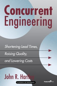Cover Concurrent Engineering