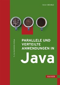 Cover Parallele und verteilte Anwendungen in Java