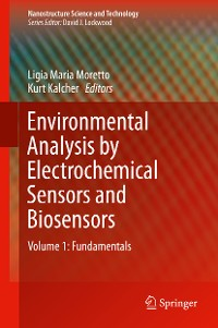 Cover Environmental Analysis by Electrochemical Sensors and Biosensors