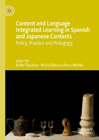Cover Content and Language Integrated Learning in Spanish and Japanese Contexts