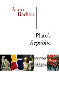 Cover Plato's Republic