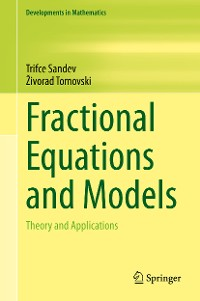 Cover Fractional Equations and Models