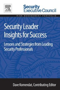 Cover Security Leader Insights for Success