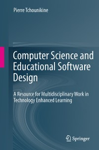 Cover Computer Science and Educational Software Design