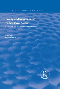 Cover Strategic Management in the Maritime Sector