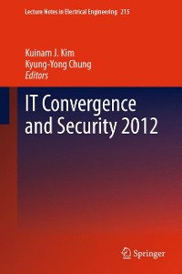 Cover IT Convergence and Security 2012