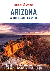 Cover Insight Guides Arizona & the Grand Canyon