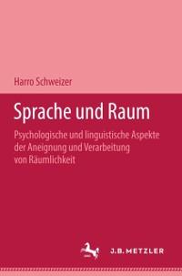 Cover Sprache und Raum