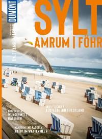 Cover DuMont BILDATLAS Sylt, Amrum, Föhr