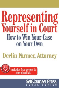 Cover Representing Yourself In Court (US)