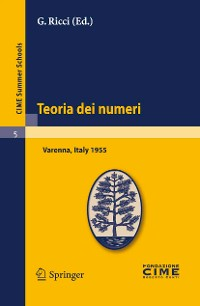 Cover Teoria dei numeri