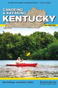 Cover Canoeing & Kayaking Kentucky