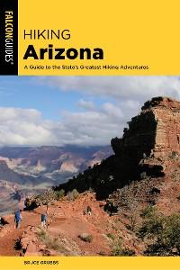 Cover Hiking Arizona